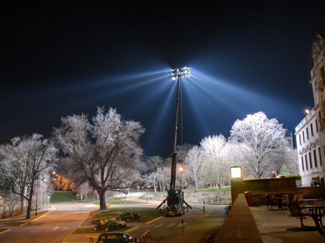 Veishea Light Rig
