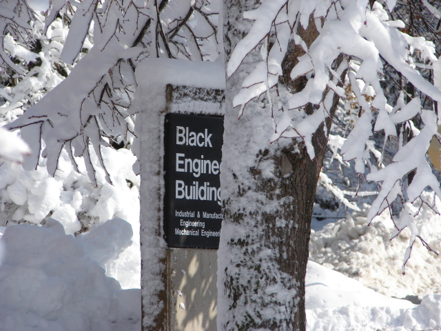 Snowy Black Engineering