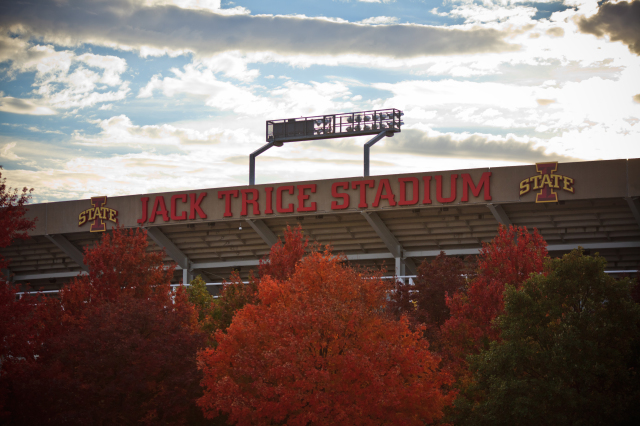 Fall at Jack Trice