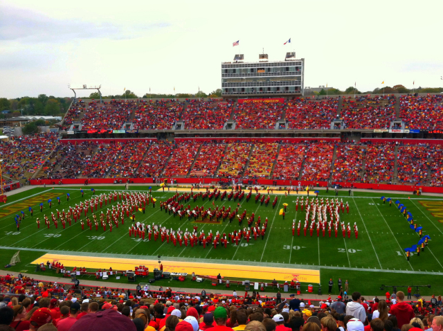 The Pride of Iowa State