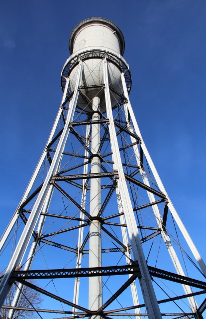 Marston Water Tower