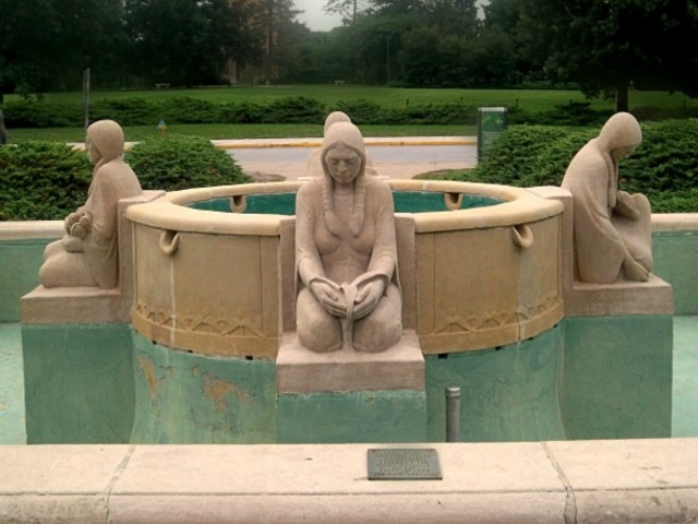 Four Seasons Fountain