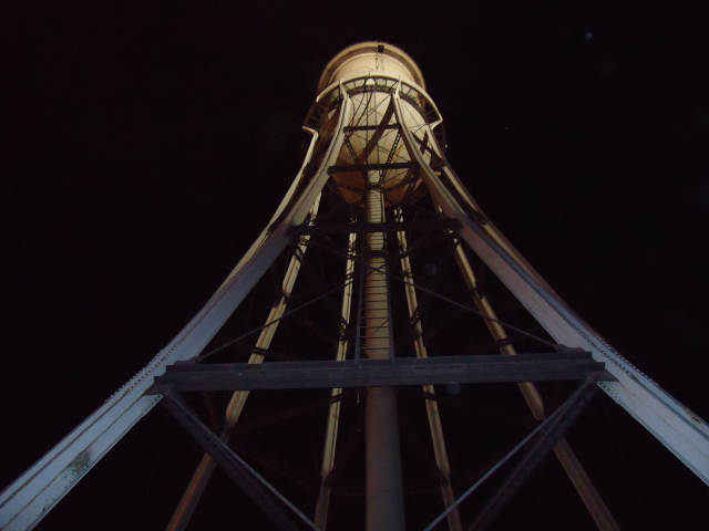 Marston Water Tower: 2:30 am