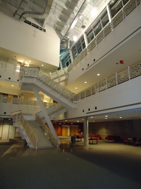 The Enormity of Howe Hall