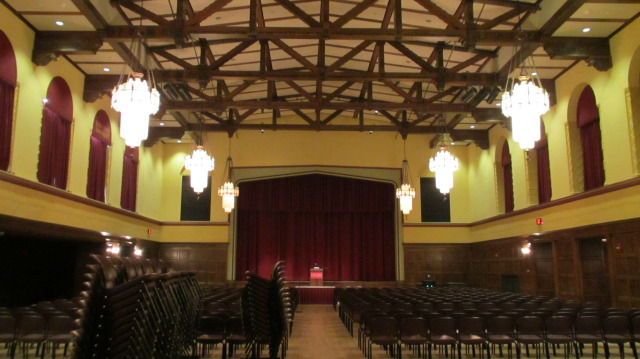 Great Hall of the Memorial Union