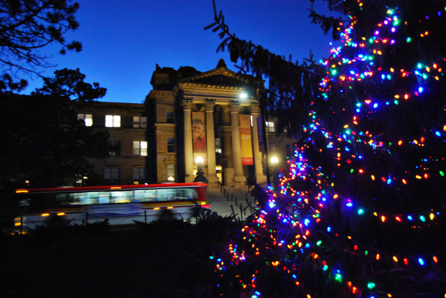 Holidays on Campus