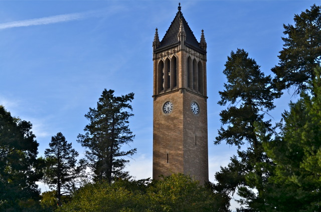 Campanile at Sundown