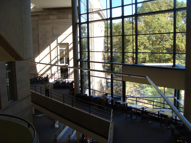 Parks Library