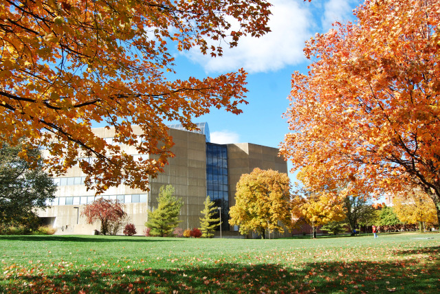 Design Building in the Fall