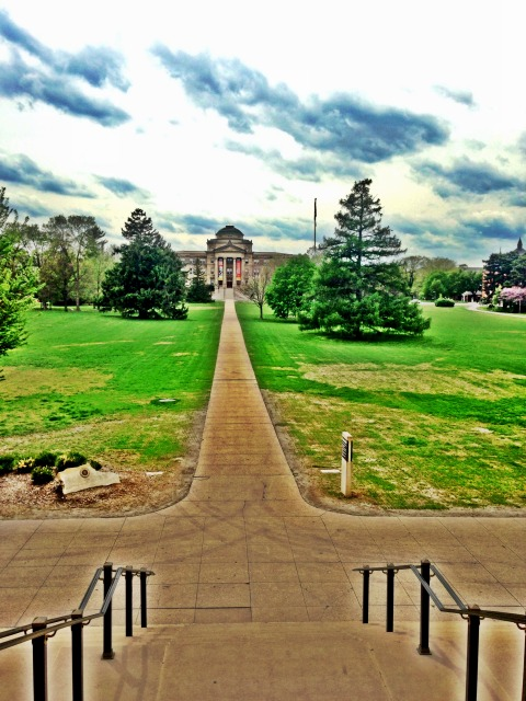 This is my school #IowaState