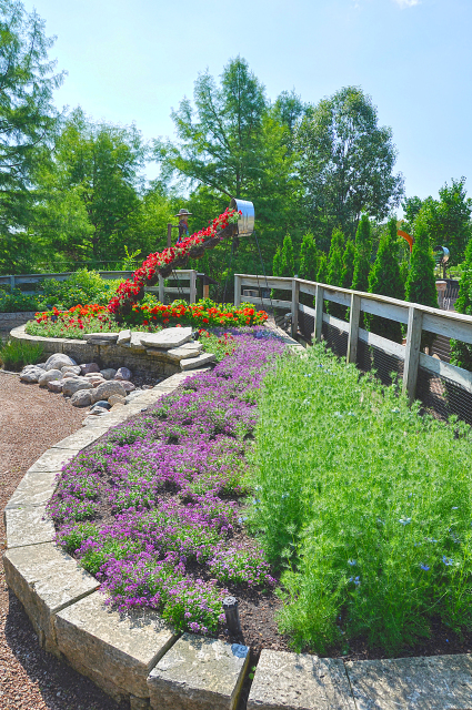 Children's Garden at Reiman Gardens
